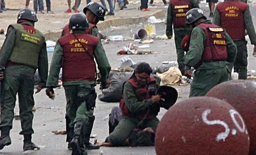 tortura en venezuela
